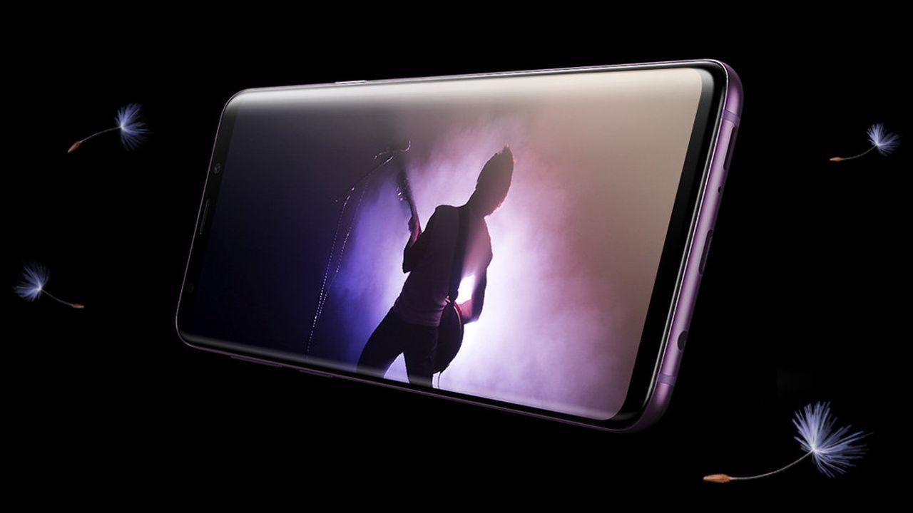 Galaxy S9 zil sesleri