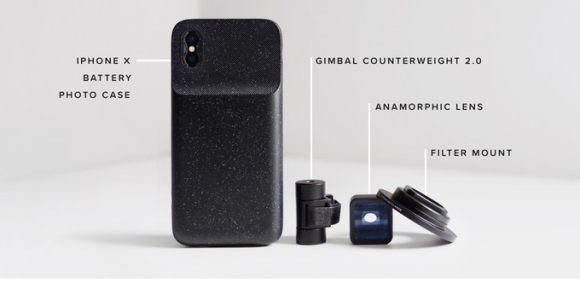 anamorfik lens