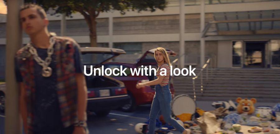 iPhone X reklam filmi