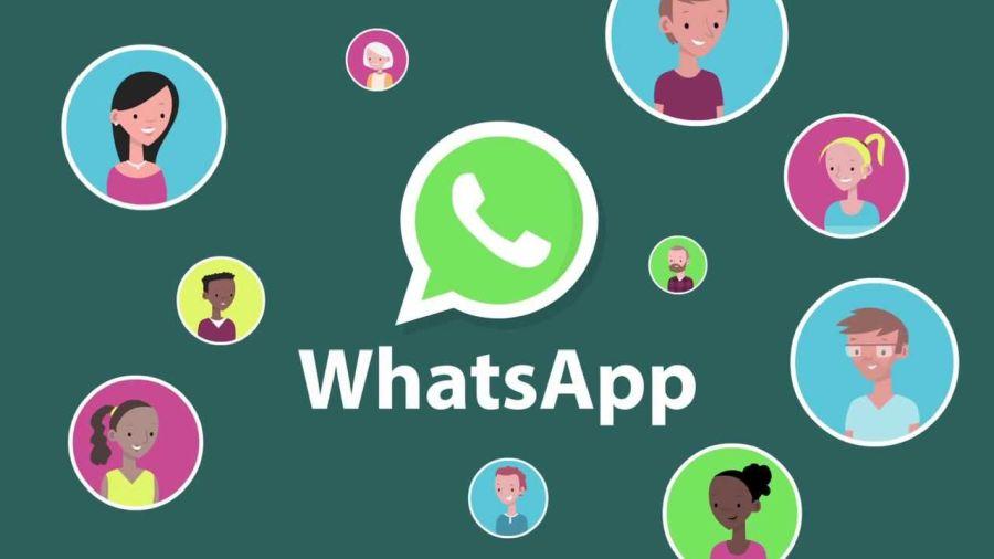 WhatsApp iletilmiş mesaj