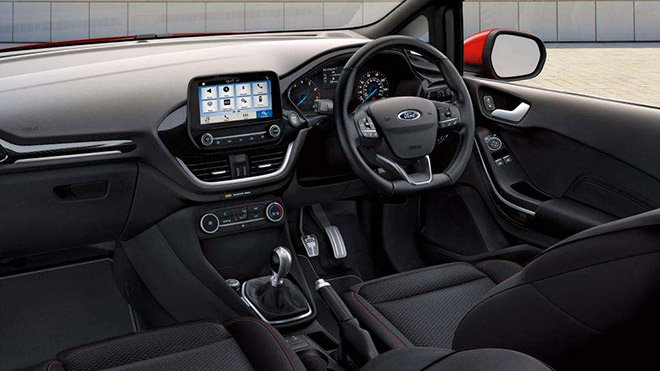yeni Ford Fiesta Van