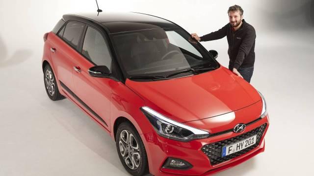 2018 Hyundai i20 tanıtıldı!
