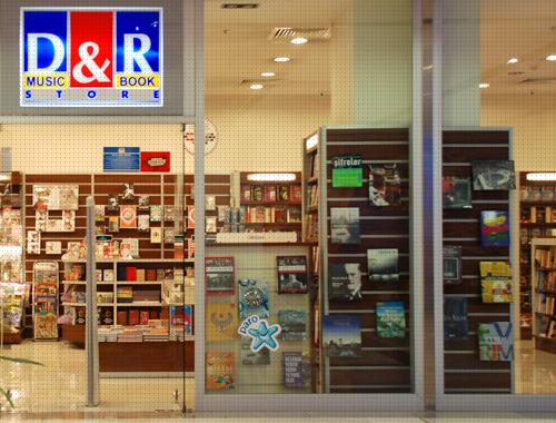 D&R satışı