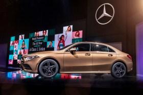 Mercedes A-Serisi L Sedan tanıtıldı