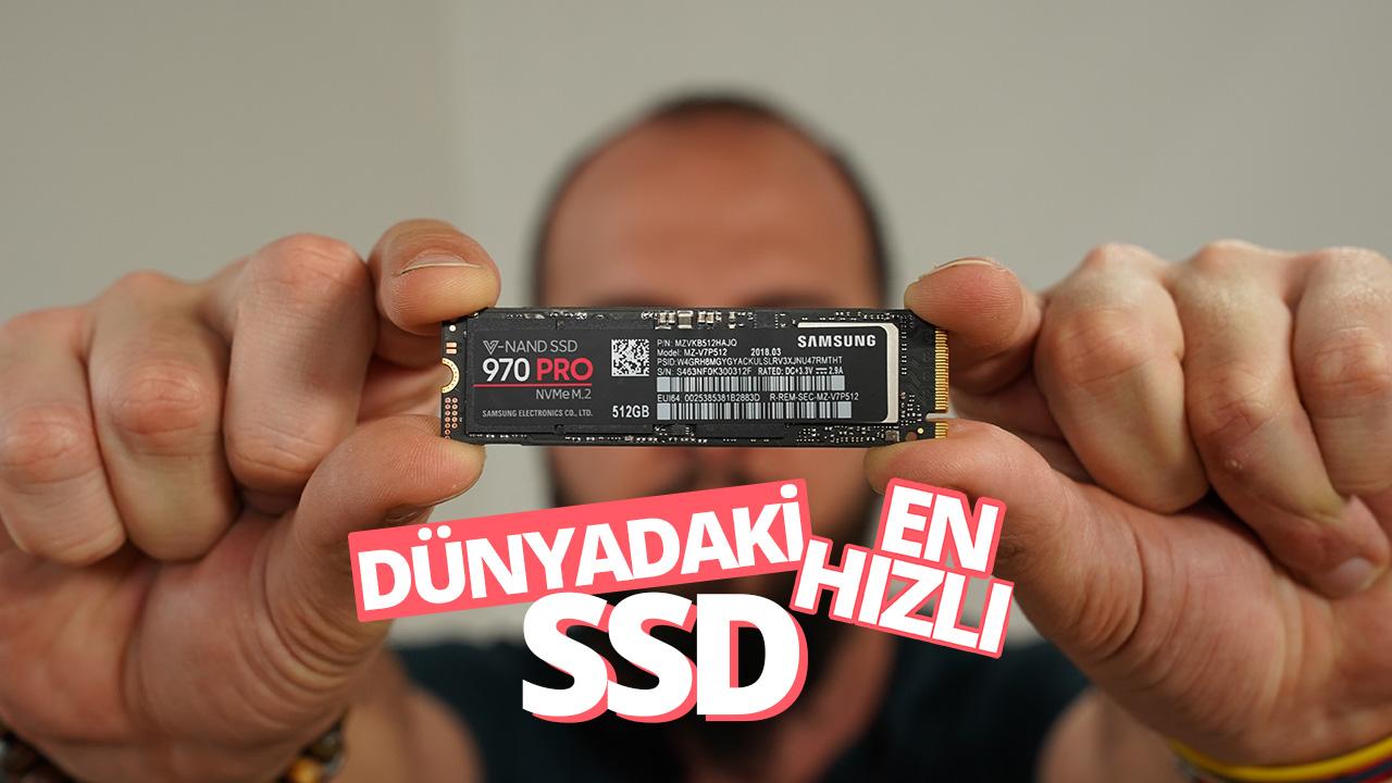 Samsung 970 Pro M.2 SSD