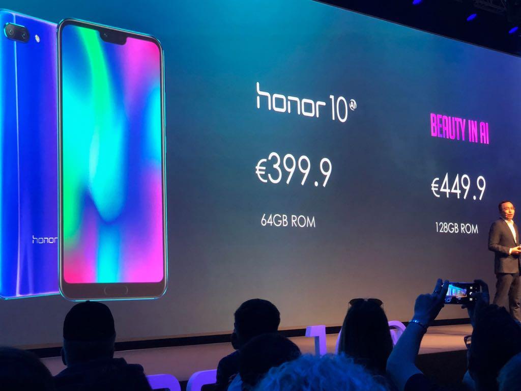 honor 10 fiyatı