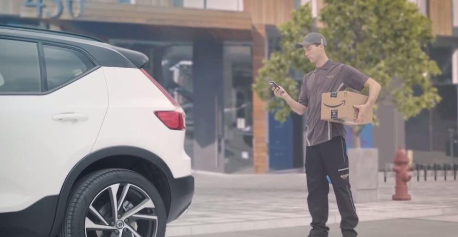 Amazon Volvo