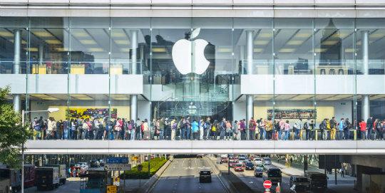 Apple yenilenebilir enerji