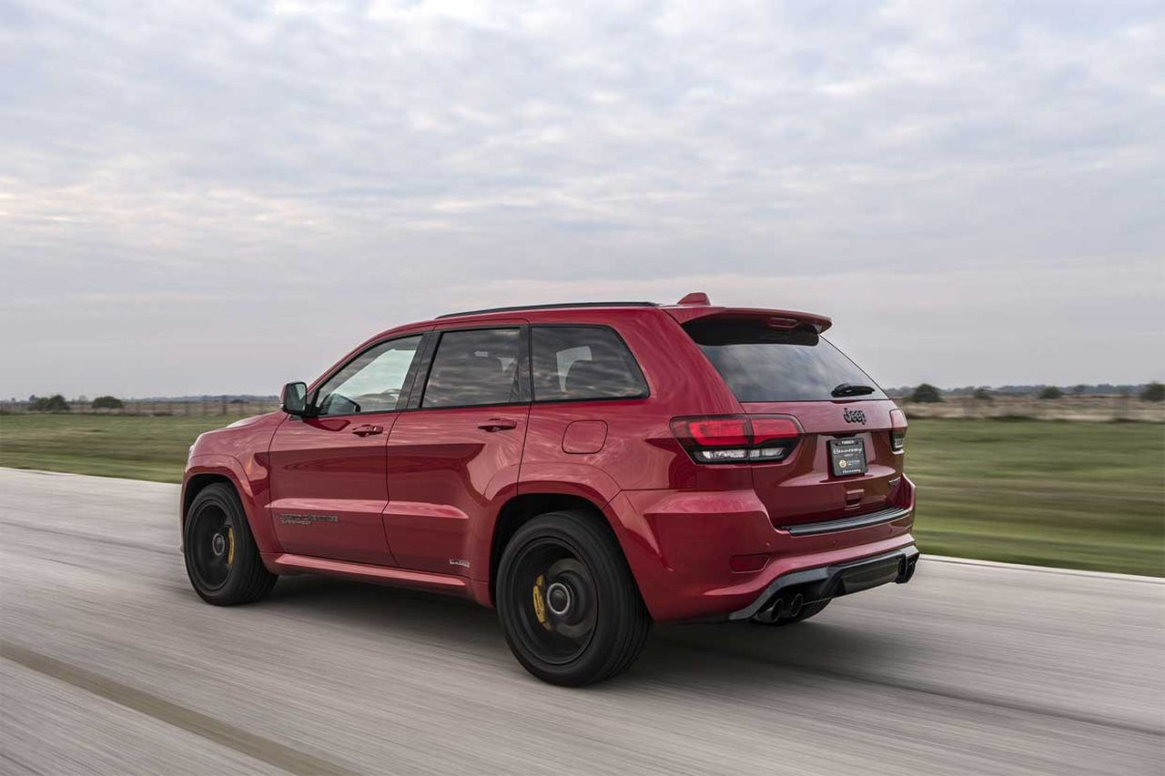 Hennessey Jeep Trackhawk HPE1000