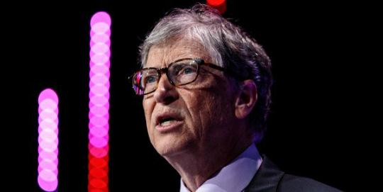 Bill Gates yarışma