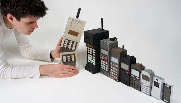 cep telefonu tarihi