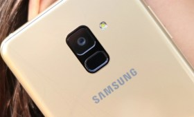 Galaxy A6 kılıfları ile görüntülendi!