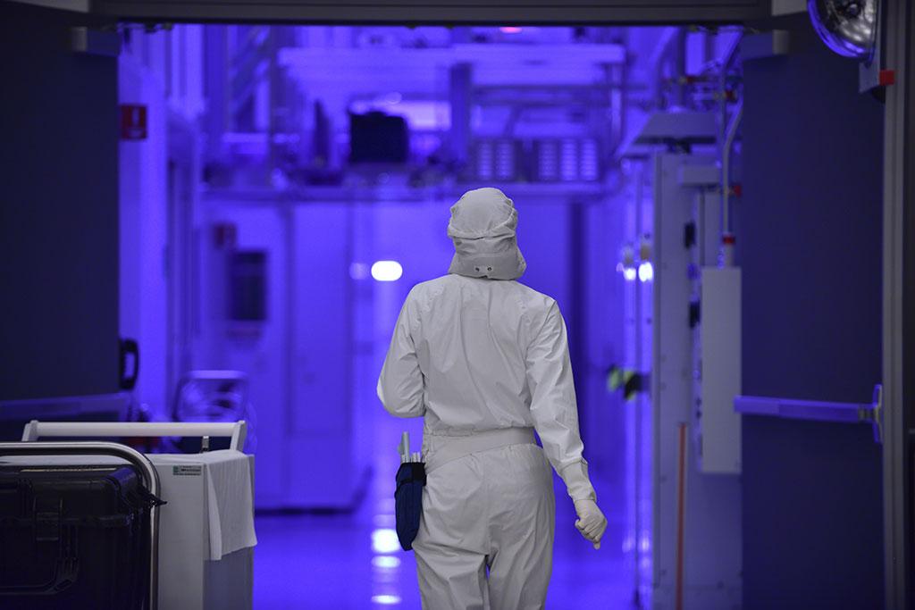 Intel 10 nm işlemci üretimi