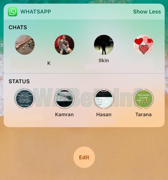 iOS için WhatsApp