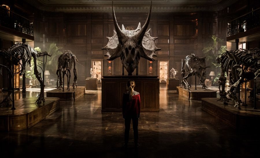 Jurassic World Fallen Kingdom yeni fragmanı