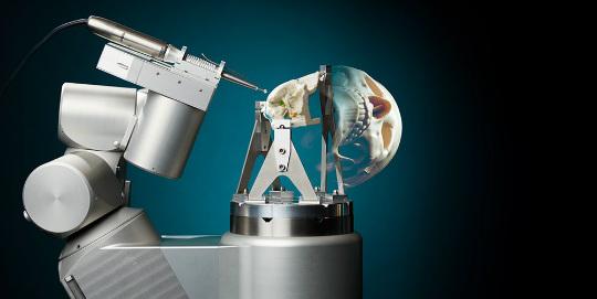 kafatası robotu