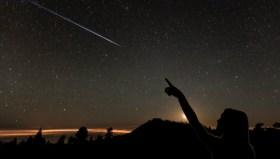 Lyrid meteor yağmuru başladı!