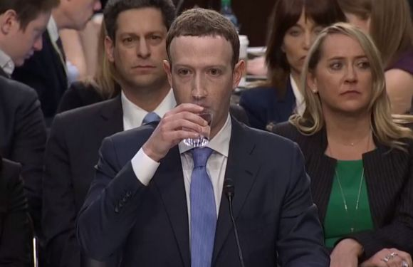 Mark Zuckerberg ifade