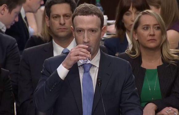 Mark Zuckerberg ifade
