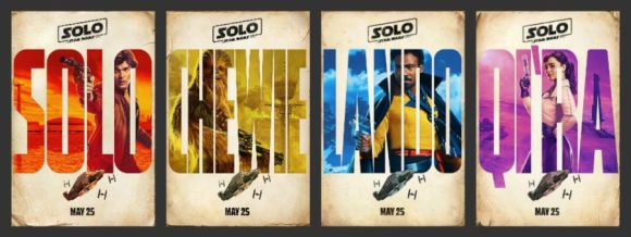 Solo: A Star Wars Story resmi fragmanı