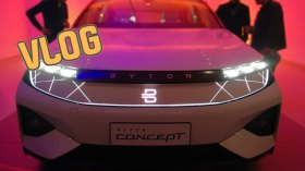 Karşınızda Tesla rakibi Byton SUV Concept vLog