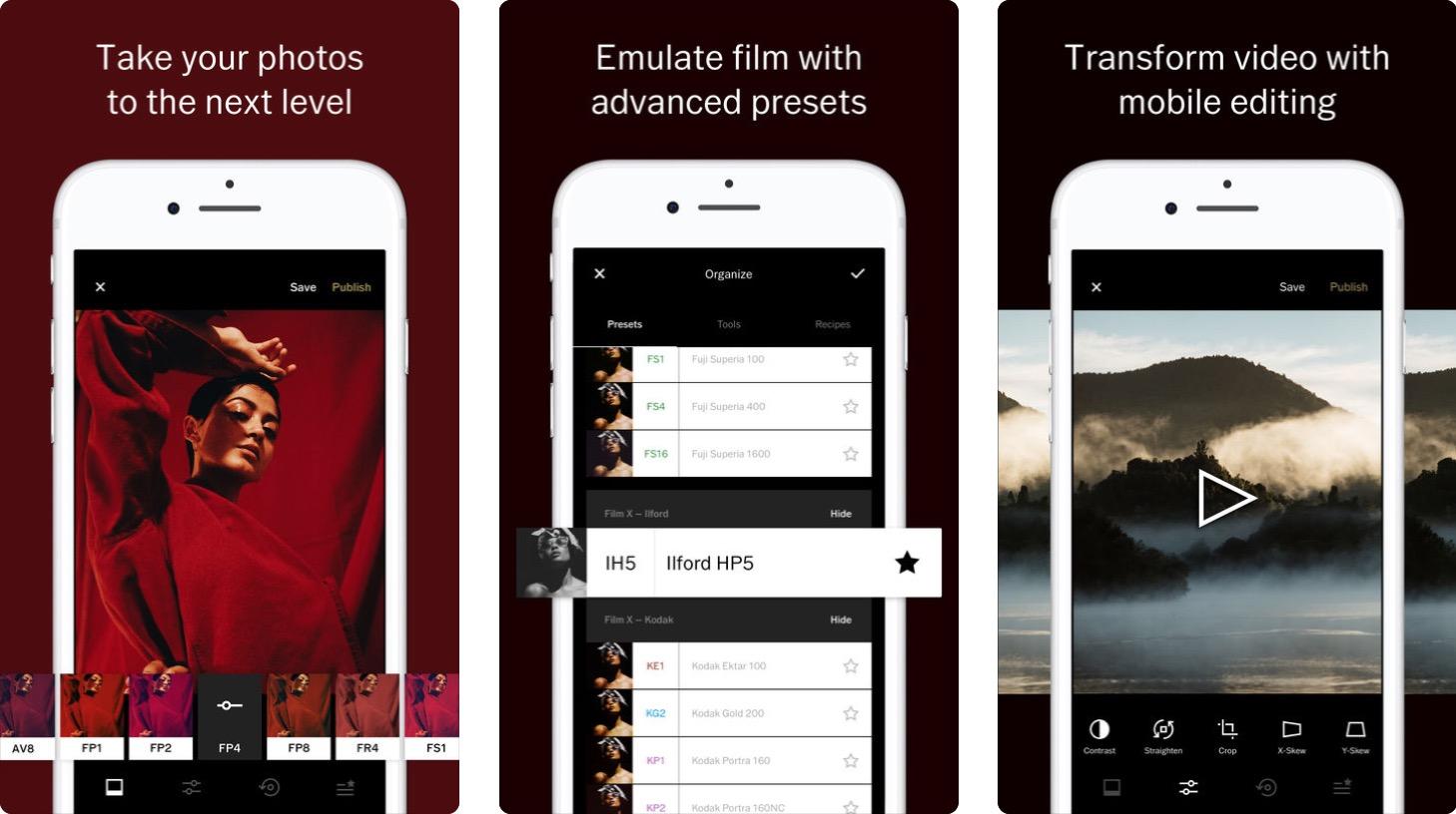 En iyi Android Fotoğraf Düzenleme Uygulamaları
