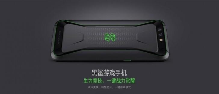 Xiaomi Black Shark görselleri