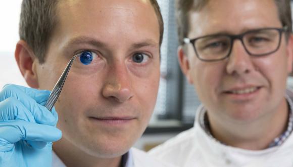 3D baskılı kornea
