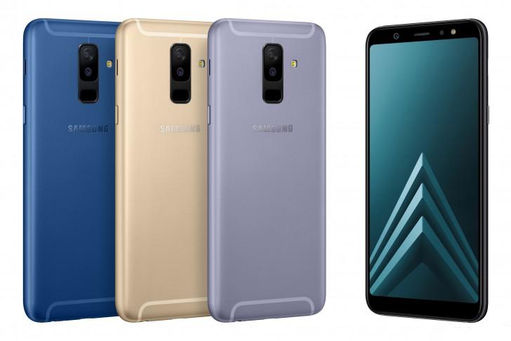 Galaxy A6 serisi tanıtıldı