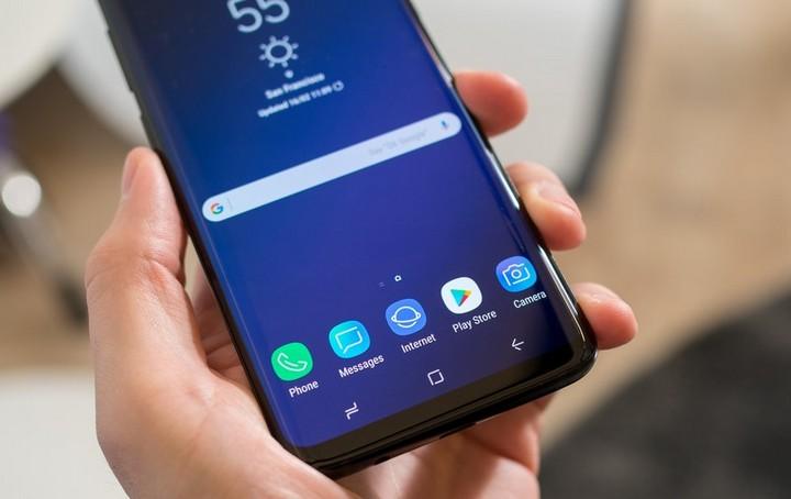 Galaxy S9 chatbot desteğine kavuşuyor