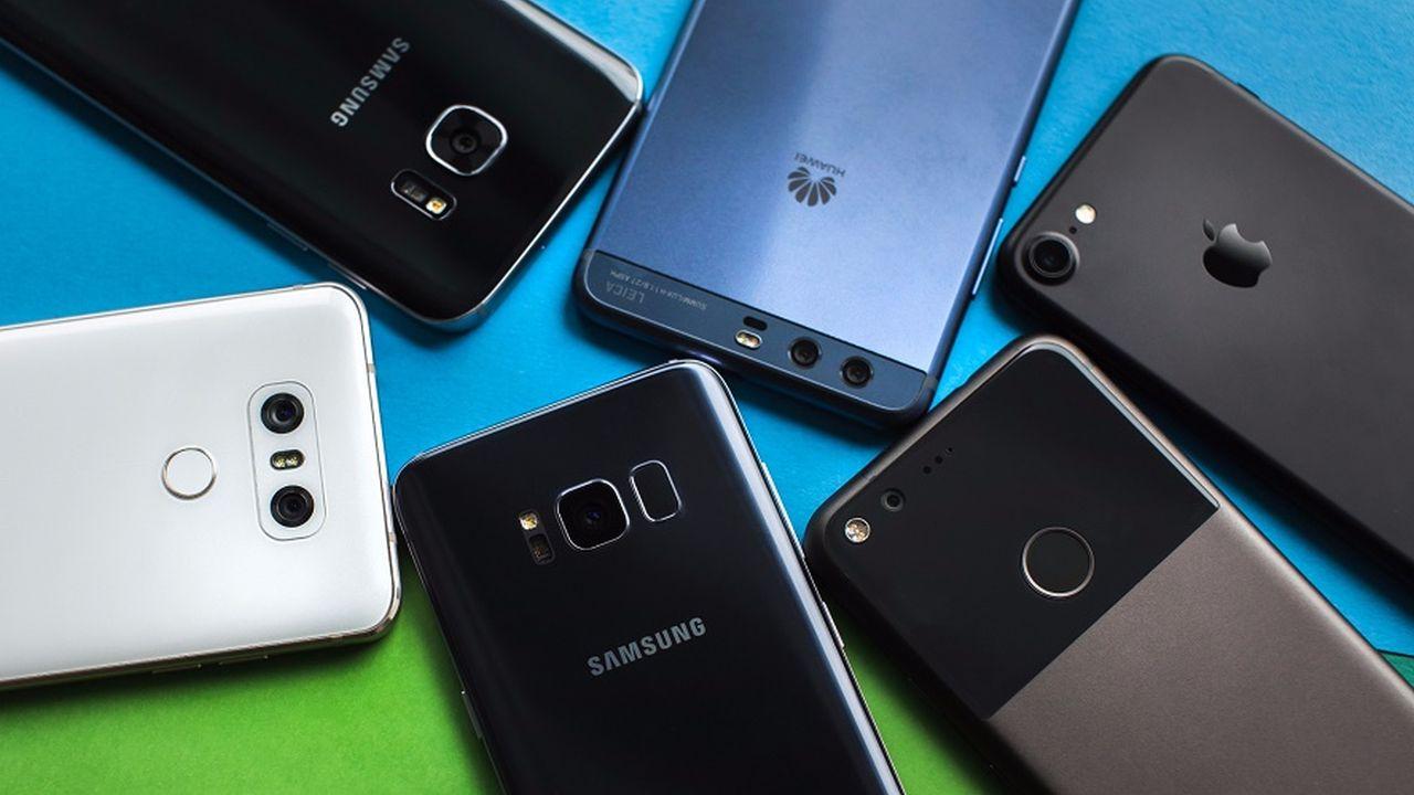 akıllı telefon piyasası