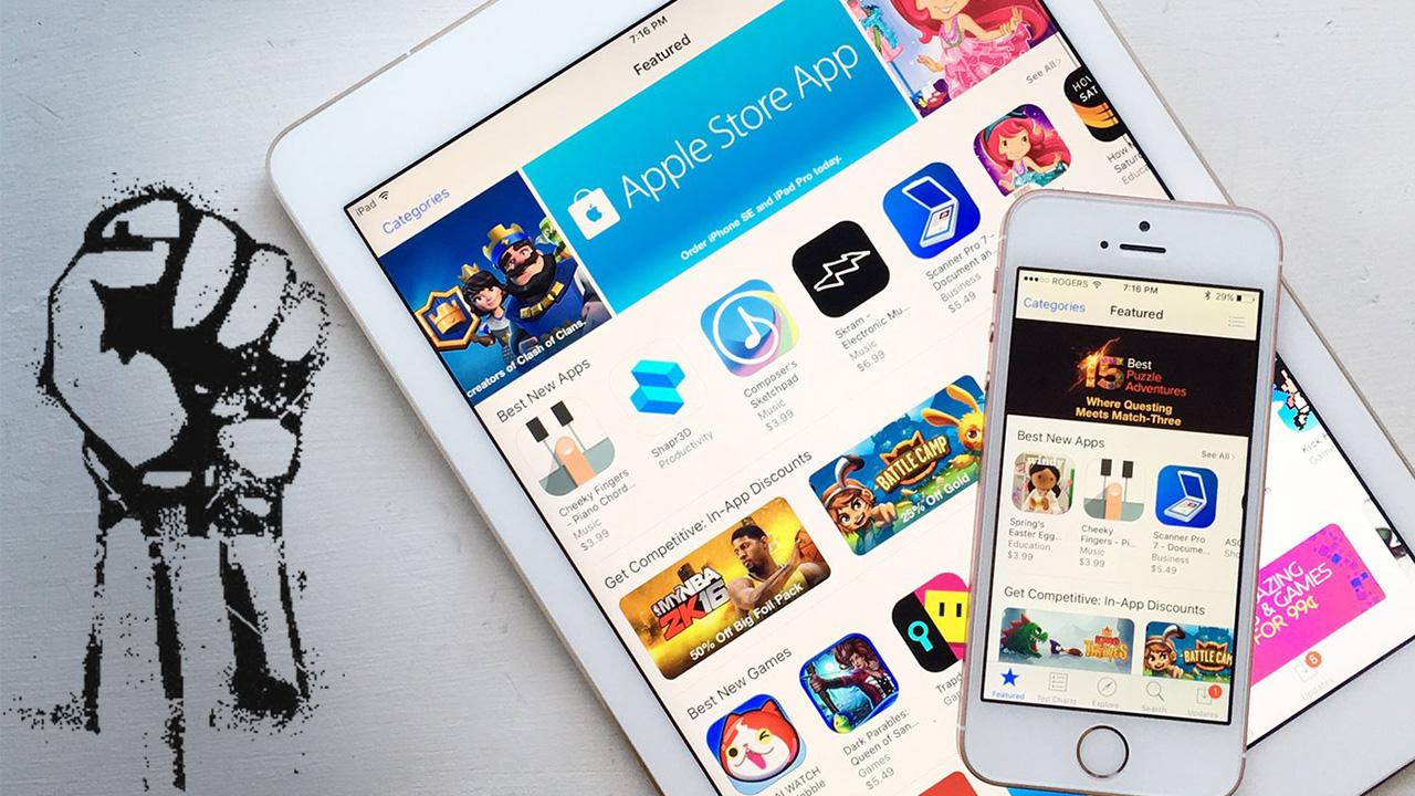 App Store geliştiricileri