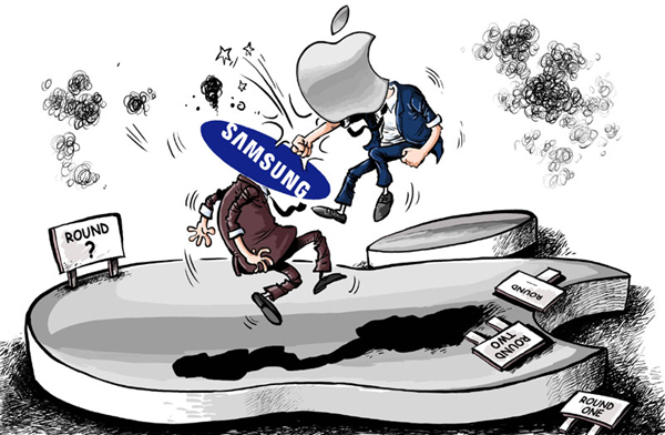 Apple ve Samsung davası