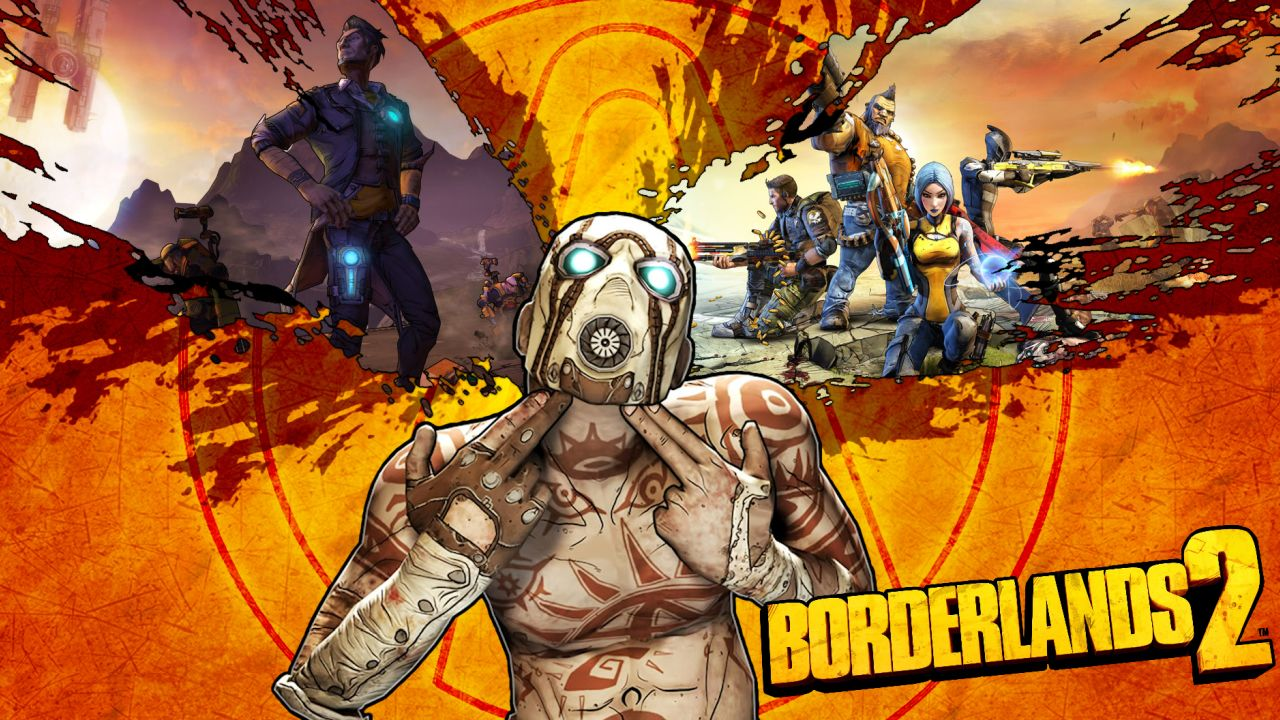 Borderlands 2 ücretsiz