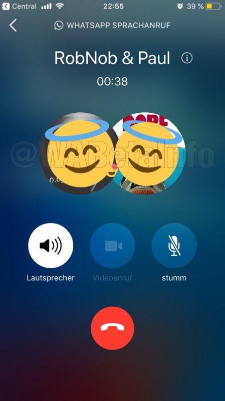 WhatsApp grup sesli görüşme