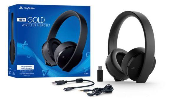 PlayStation 4 kulaklıkları