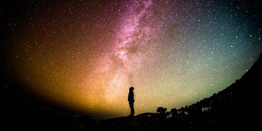 galaksimizin müziği