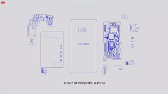 HTC blockchain telefonu