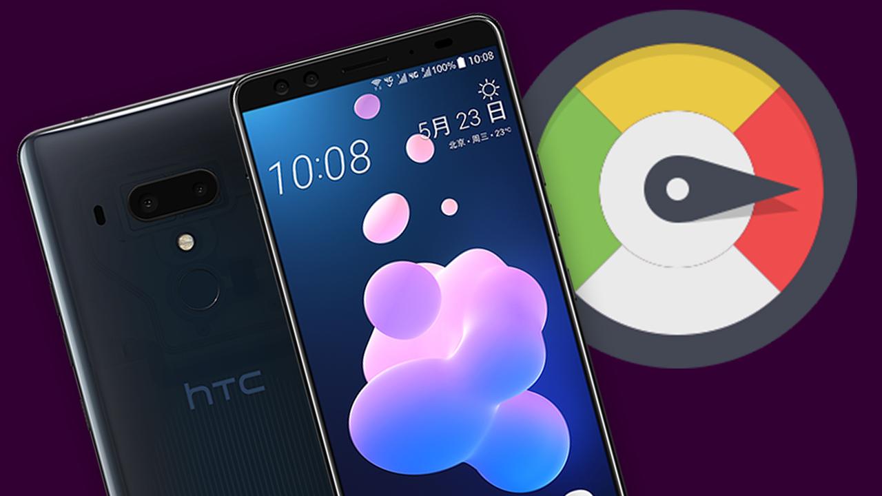 HTC U12 Plus benchmark