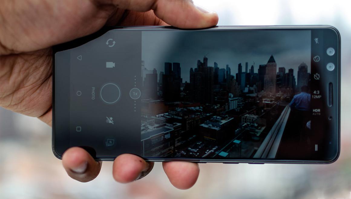 HTC U12 Plus - Dxomark kamera
