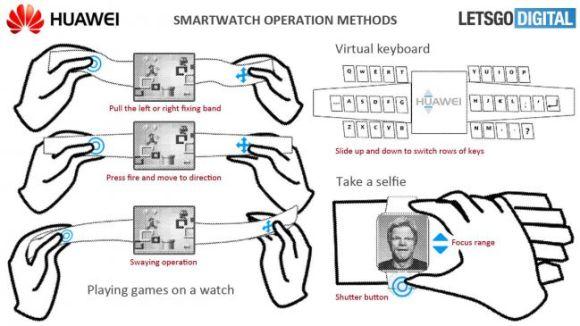 Huawei akıllı oyuncu saati