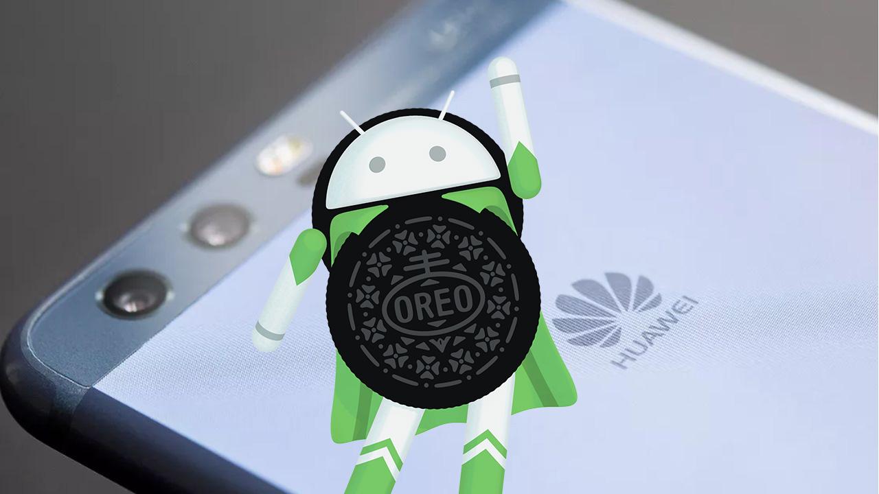 huawei android oreo