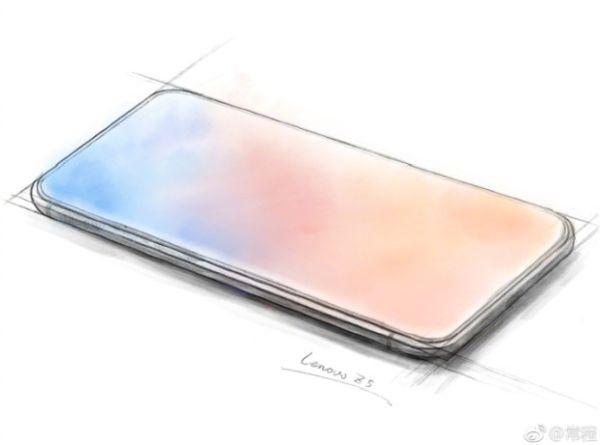 Lenovo Z5 ekran kasa oranı