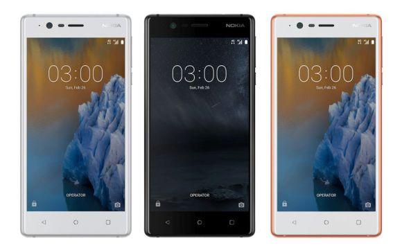 Nokia 3 (2018) çıkış tarihi