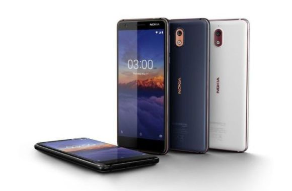 Nokia 5.1, Nokia 3.1, Nokia 2.1