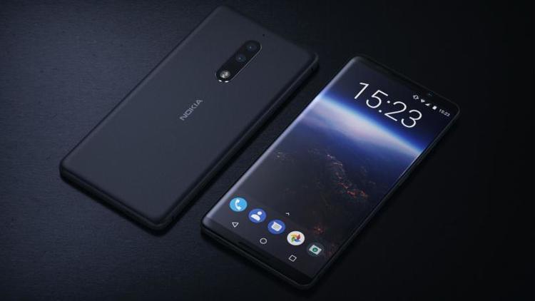 Nokia 7 Oreo 8.1