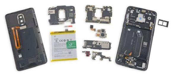 OnePlus 6 tamir