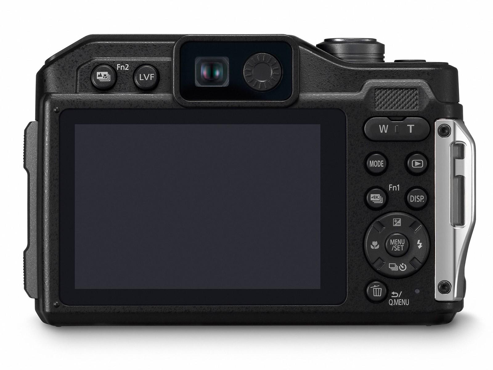 Panasonic Lumix FS7