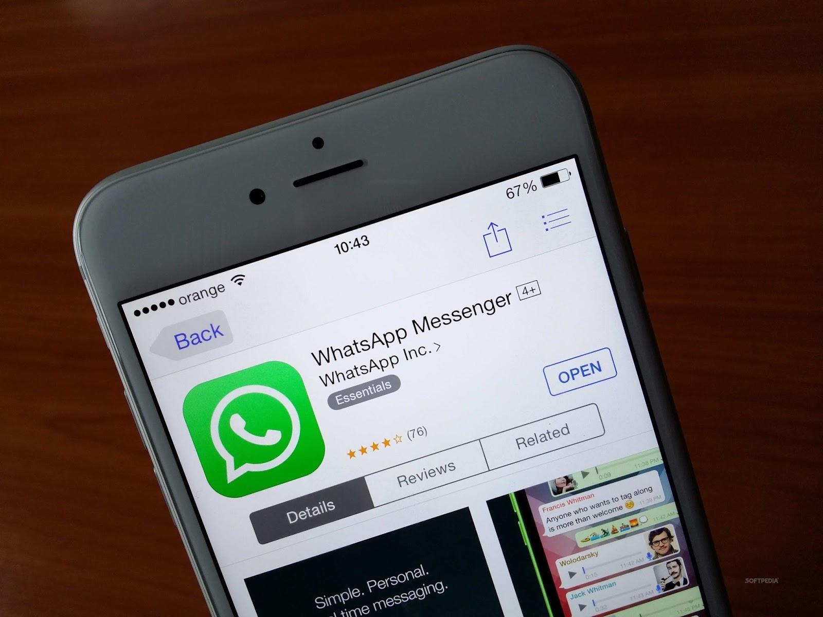 yeni whatsapp güncellemesi sdn
