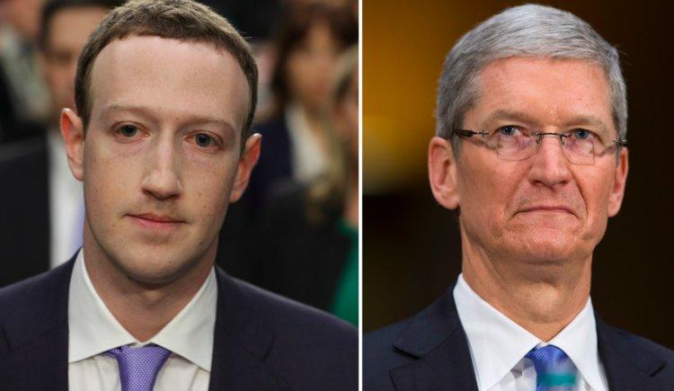 Facebook ve Apple veri paylaşımı